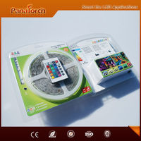 PanaTorch High-end Multicolor Led Light Strip IP65 Waterproof PS-F5530RGB color changeable RGB For room decoration
