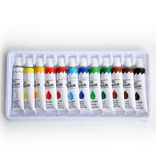 Environmental-friendly Artist Oil Paint <strong>12</strong>-Tubes 12ml e.