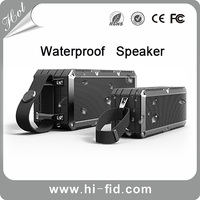 IPX7 Armor portable bluetooth 4.0 waterproof shockproof speaker 10w strong driver with usb charger