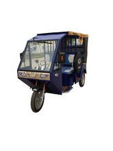 Nepal Differential transmission electric three wheeler tricycle