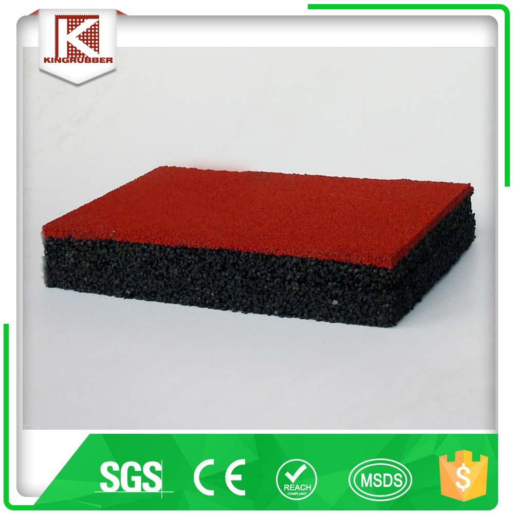 Shooting Range For The Construction Rubber Floor Tile