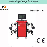Auto Vehicle diagnostic machine for cars CCD wheel alignment