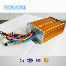 intelligence brushless dc motor controller