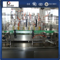 Free shipping manufacture cooking oil filling machine linear type