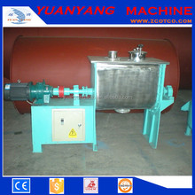 Industrial Horizontal continuous Dry powder Ribbon Blender Mixer machine