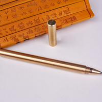 Best Quality Brass Ballpoint Pen With
