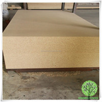 melamine plywood door material cheap laminated particle board price