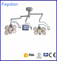 High illumination led medical lights for operating