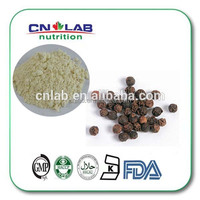 Top quality extraction piperine black pepper