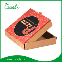wholesale Customized pizza box, paper pizza box, pizza slice box