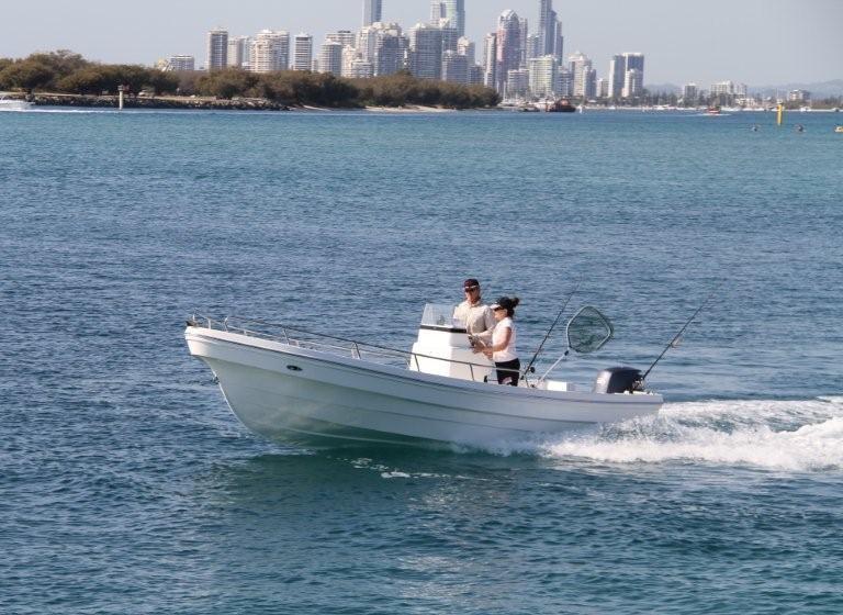 26 ft fiberglass commercial tuna fishing boat for sale for Commercial fishing boats for sale by owner
