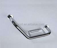 stainless steel handrail,grab bar with basket