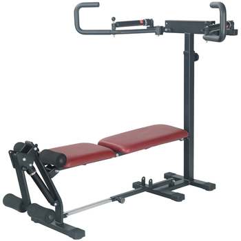 GS-1120 New Design Adjustable Folding Sit Up Bench Exercise Fitness