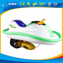 China factory price inflatable jet ski with electric motor,inflatable water scooter for sale