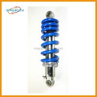Blue Motorcycle Dirt Pit Bike Rear Suspension Air Shock Absorber New