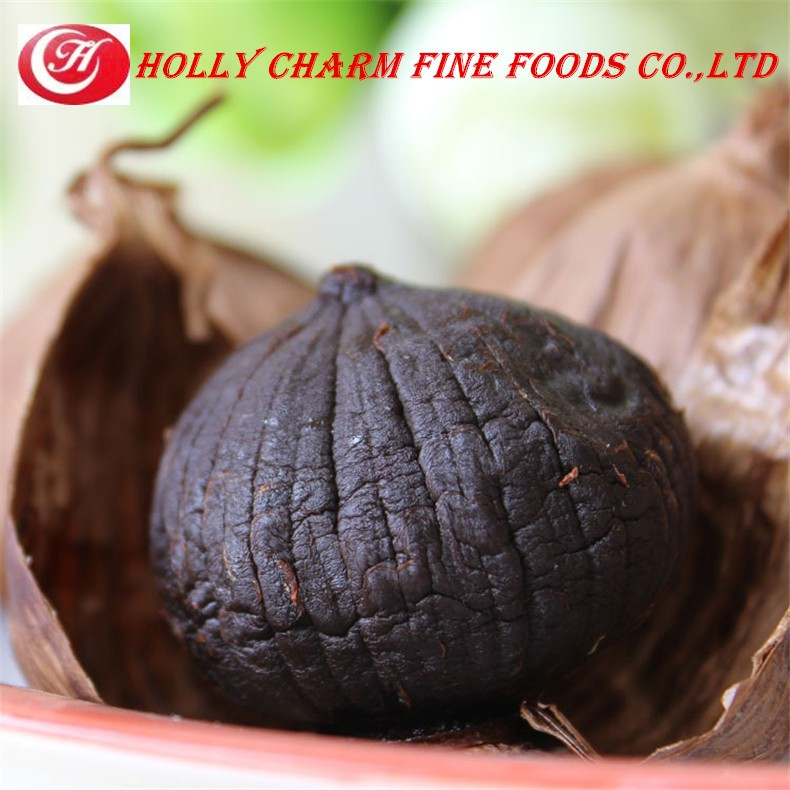 Chiese Organic Solo Black Garlic---Curing of Cancer