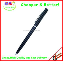 Hot sales Factory price twisted pen slim cross metal pen
