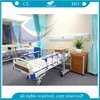 AG-BMS101A manual hospital medical bed manufacturers with two cranks