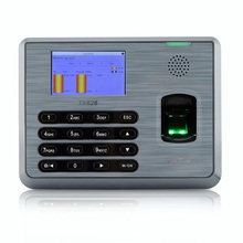 zem600 fingerprint scanner time keeping machine