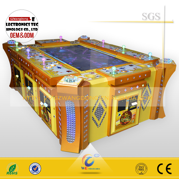 Jurassic park arcade game for sale / ocean hunter arcade / hunting game where