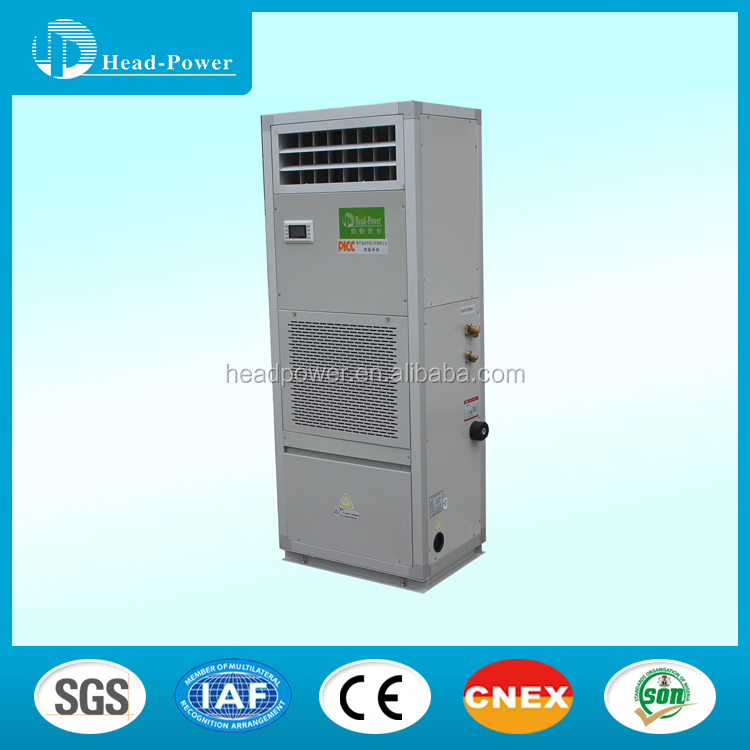 air cooler with hermetic horizontal rotary compressor compressor