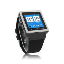 Winait high-end 3G MTK dual core google play store android 4.0 S6 smart watch