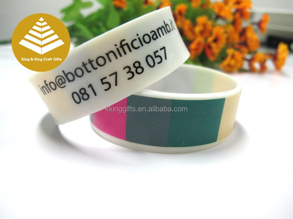 Best selling items Wholesale Gift Use and Sport Style Silicone bracelet for corporate gifts Business