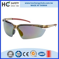 X6 new product UV400 sun glare fashionable safety sun glasses eye protection
