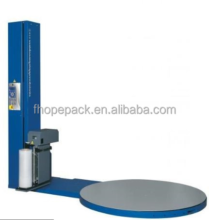 Professional manufacturer for pallet stretch wrapper and wrapping machine