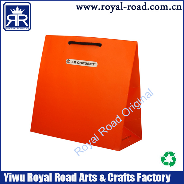 Chinese Factory OEM Production Paper Bag for shopping