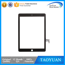 Alibaba China Manufacturer Digitizer For iPad Air,Grade AAA For iPad Air Touch Screen Replacement