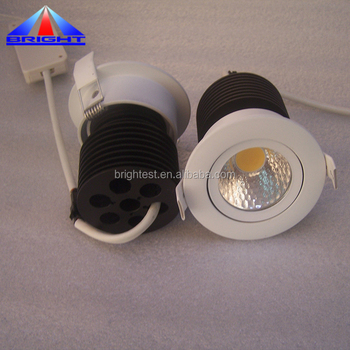 dali dimmable cob led downlight for shop Smart Dimmable COB Led Downlight/30w cob led downlight