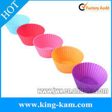 Silicone Bakeware Silicone Cake Molds Cake Decorating Tools custom cupcake cases