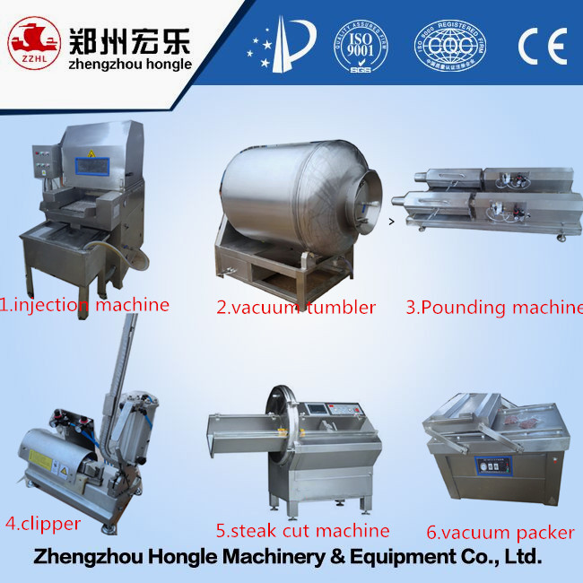 steak machine Automatic Saline Brine Injector Machine/Best Meat Injector
