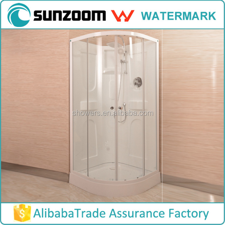 Watermark approved cabin shower ,shower kit,shower room
