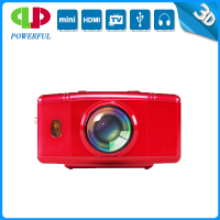Cheap price mini LCD projector support 1080P with android system , wifi, hd, 3d