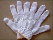 best selling led China wholesale tool knitted working glove