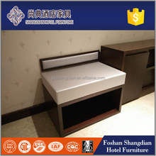 hotel furniture liquidators/double bed bedroom set china furniture factory/luggage rack