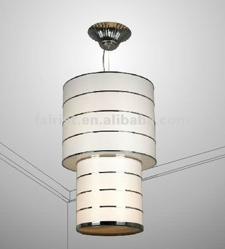 2012 newest pendant parchment light
