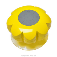 Sun flower Water proof Bluetooth speaker , candy Bluetooth speaker, Sucker type