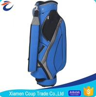 Travelling Bag Men Sport Golf Shoulder Strap Parts Hood Bags With Nylon Materials