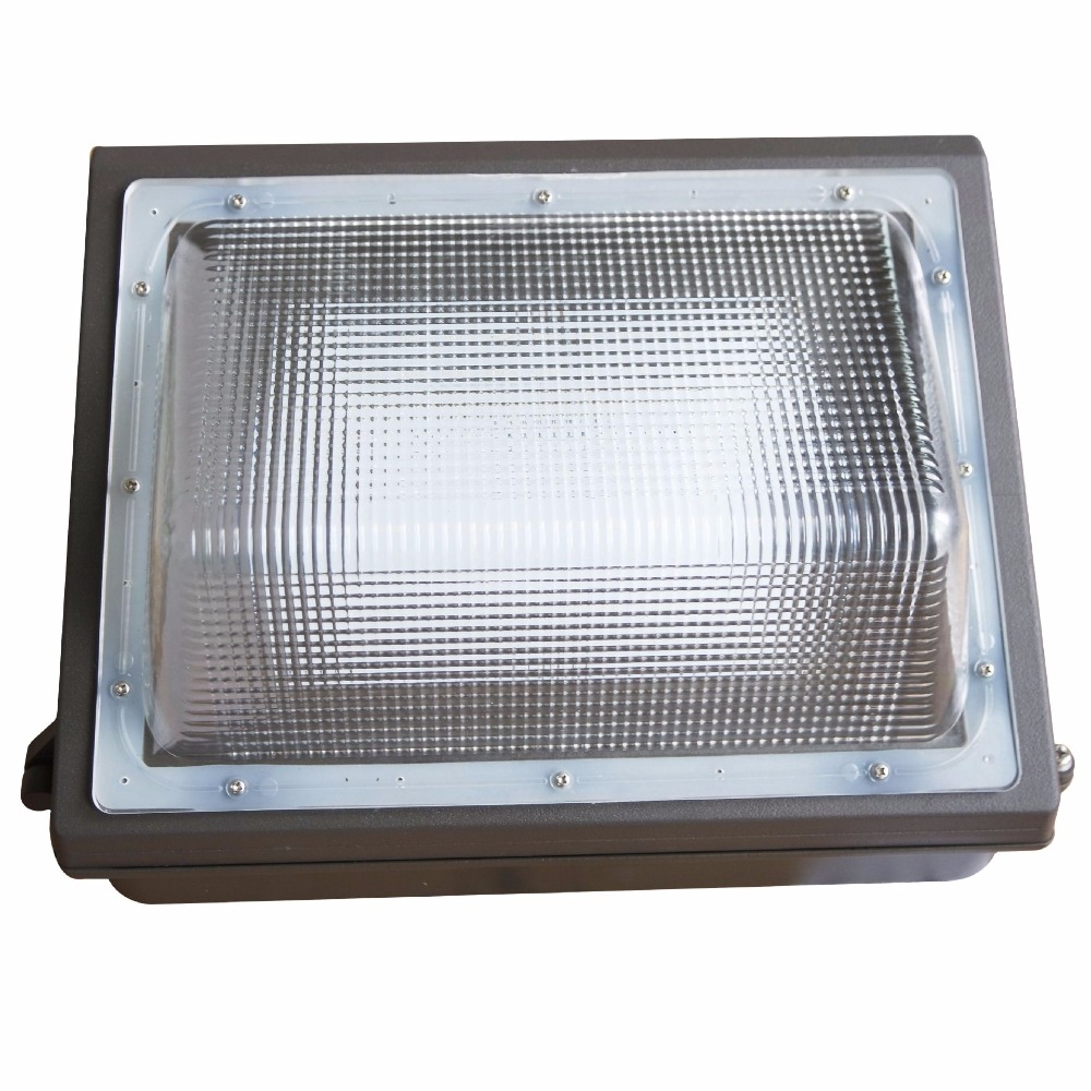 Shenzhen Vanplex Half Cut Off LED Wall Pack waterproof outdoor light 40W IP65