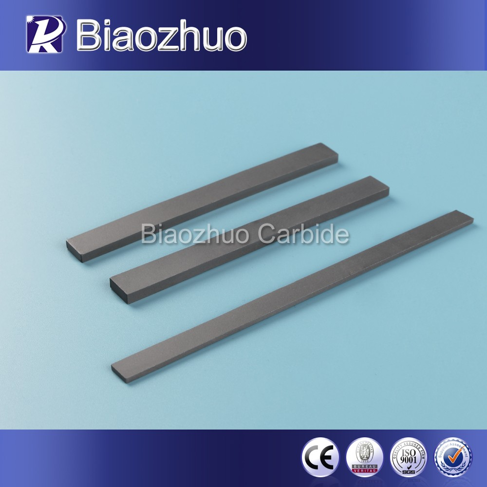 K20 Tungsten Sintered Carbide Strips For Wood Processing