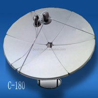 Best Factory wholesale KU band 180cm TV dish satellite antenna