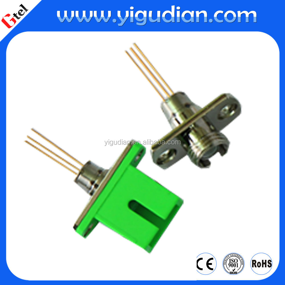 Photo diode PIN Single Pigtail Coaxial InGaAs photodetector/pin diode Module