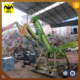 HLT Giant Animatronic Insects Mantis Model For Amusement
