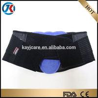 Flat Knitting waist belt from china alibaba with four spiral bone stays