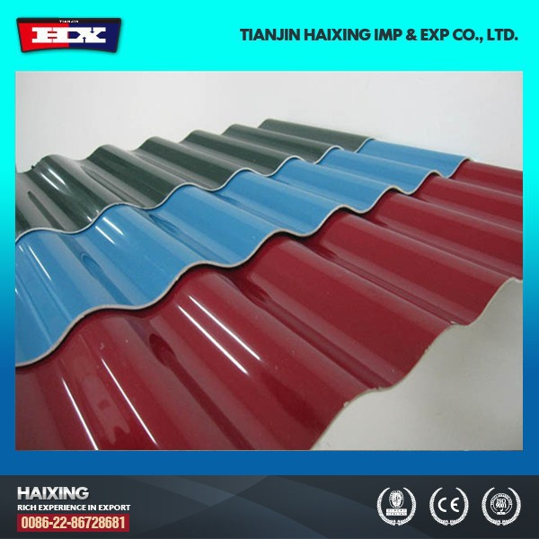 Gauge Thickness Galvanized Corrugated Steel Sheet/High-strength Metal For Factory/Hanabusa