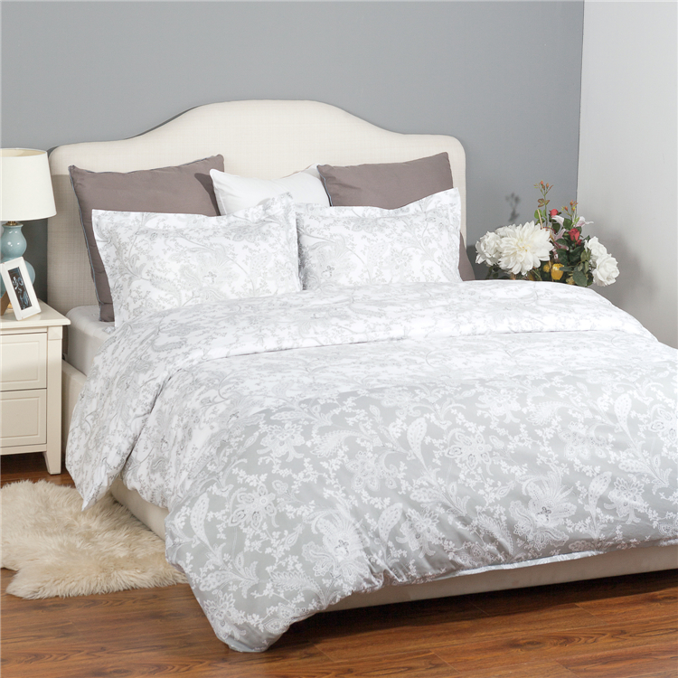 Wholesale Full Size Bedding Sets Luxury Duvet Cover Set 100% Cotton for Home