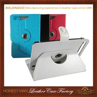 New product adjustable 8 inch leather case holster cheap PU tablet cover for 8inch tablet pu universal wholesale